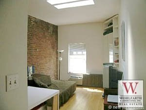 363 West 19th Street, 3FE Bed View 2