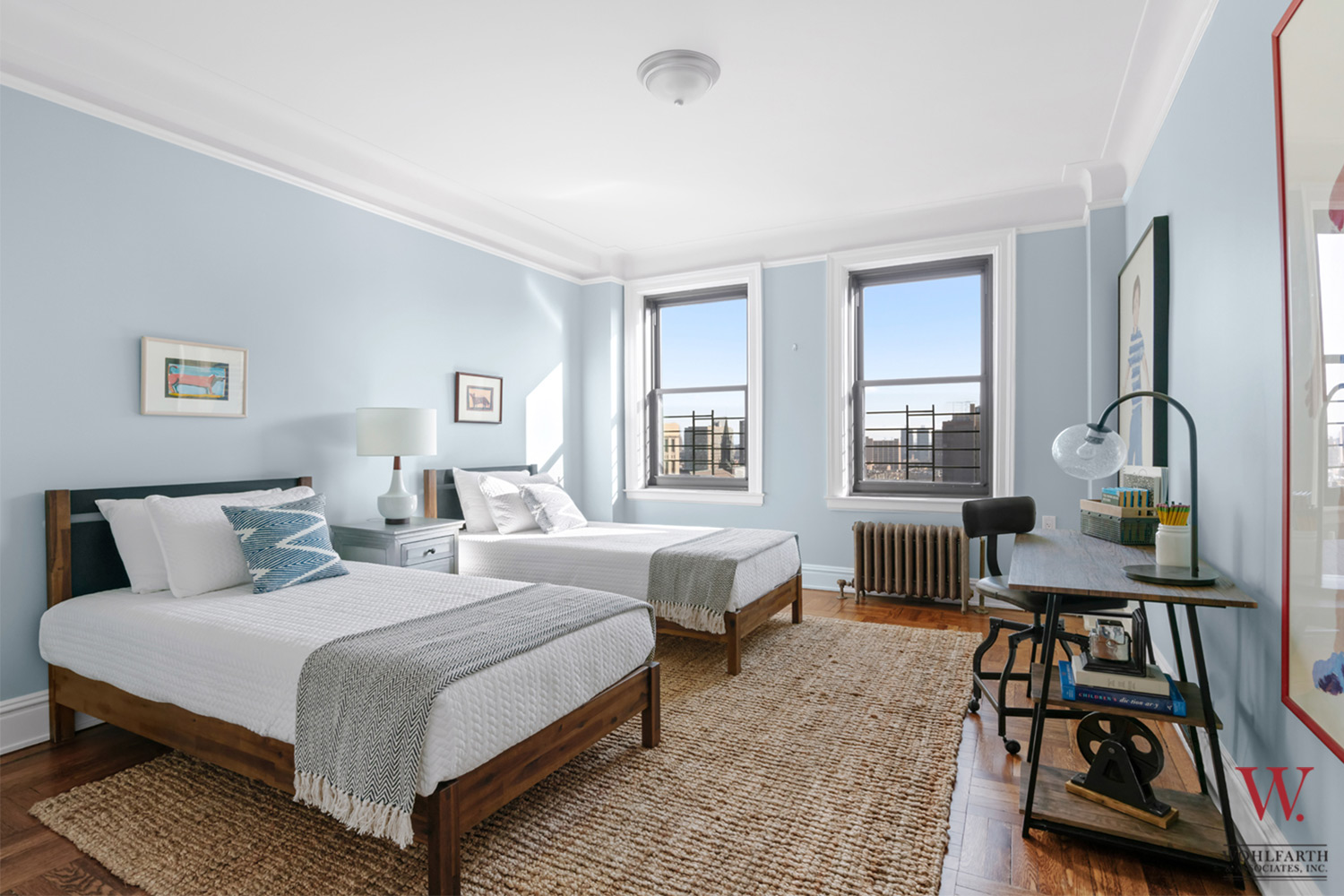 300-Wes-108th-Street-14A—Bed-2