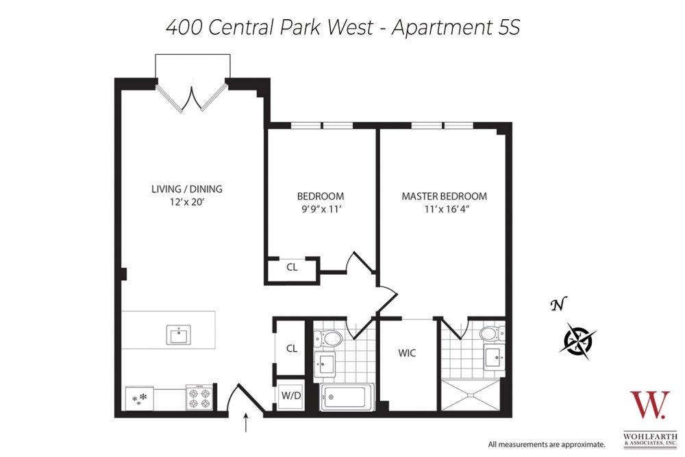 400-CPW-5S—Floor-Plan
